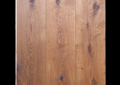 Oak rustic brown oiled