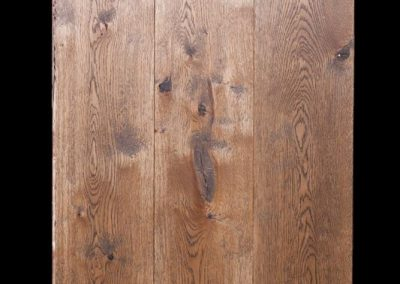 Oak rustic black oiled